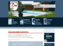 Poolbau Start